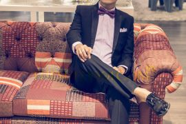 Gợi ý xu hướng thời trang Vest cưới lịch lãm cho chú rể năm 2020